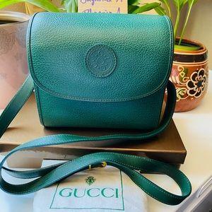 Gucci Vintage 💚RARE💚 Box Shoulder Bag💚